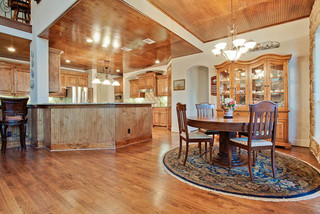 Home Remodel Traditional Dining Room Dallas By DFW Improved
