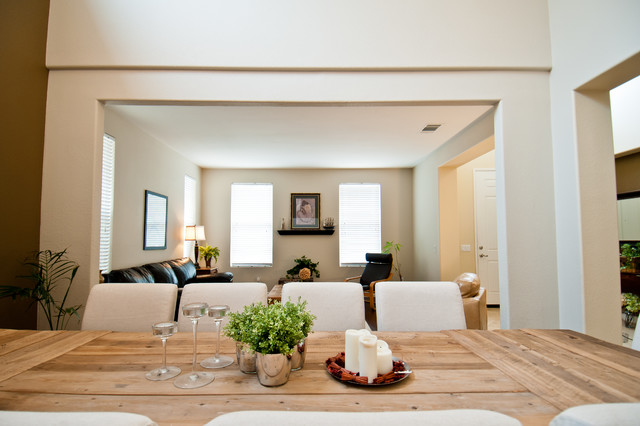 Home Remodeling By Kaminskiy Design and Remodeling contemporary-dining-room