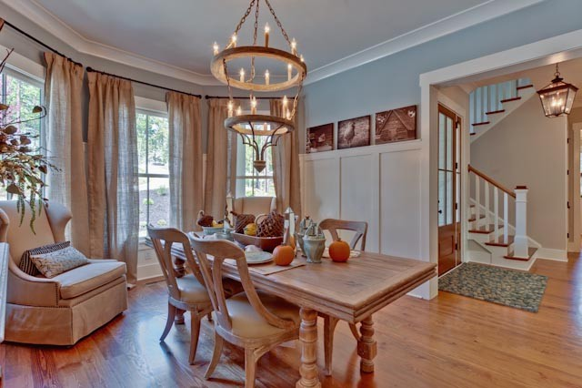 HomeArama  - Luxury Home Tour traditional-dining-room