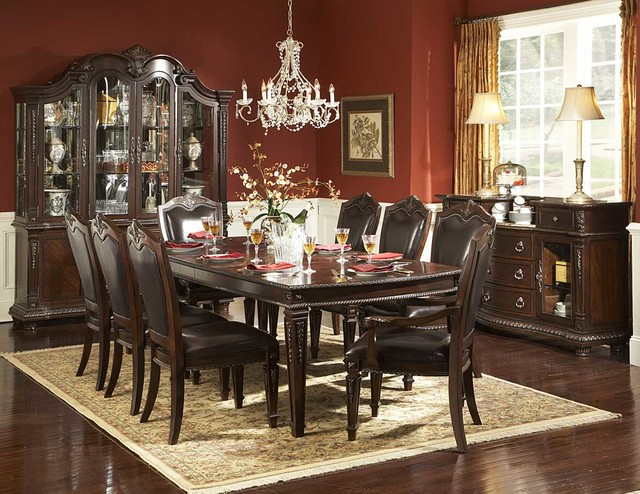 Homelegance Furniture Palace Dining Collection Traditional Dining Room