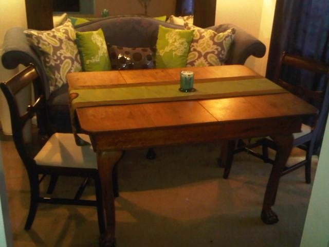 Homewood Residence dining-room