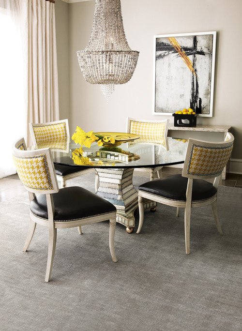 Traditional Dining Room By Other Metro Furniture And Accessories Horchow