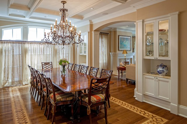 House traditional dining room toronto by peter