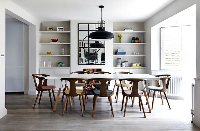 House For Studio Duggan Interior Design   Retro   Dining Room   London   By  Anna Stathaki | Photography