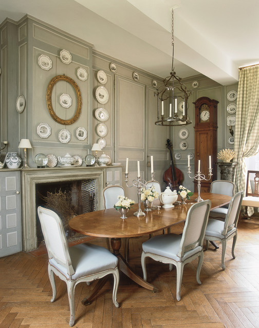 house in normandy france traditional dining room boston by charles spada interiors. Black Bedroom Furniture Sets. Home Design Ideas