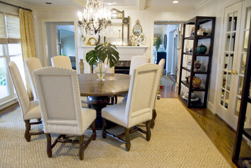 Houzz Sandra and Ken Praterkatherine robertson photography_37.jpg traditional dining room
