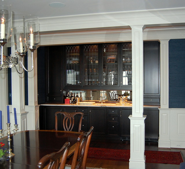 Hoyt Lane traditional-dining-room