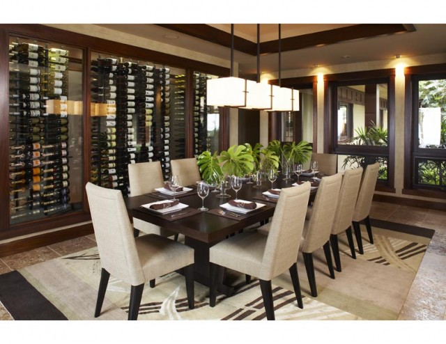 Hualalai Serenity - Dinng asian dining room