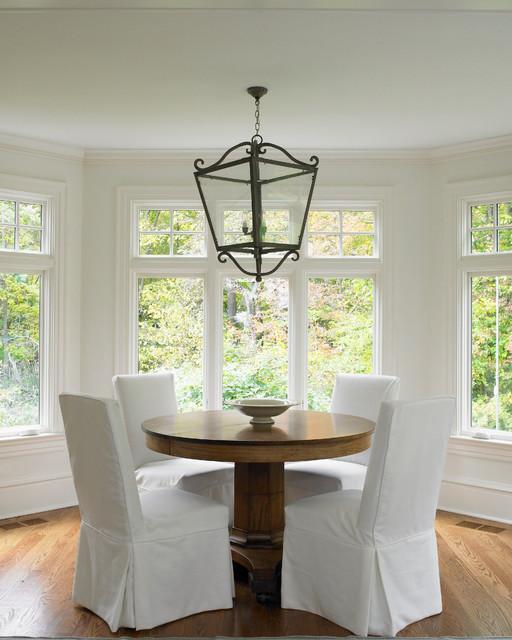 Huestis Tucker Architects, LLC traditional-dining-room