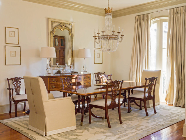 Hummingbird Drive Traditional Dining Room New