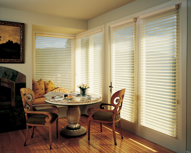 Hunter Douglas Casual Living Window Treatments