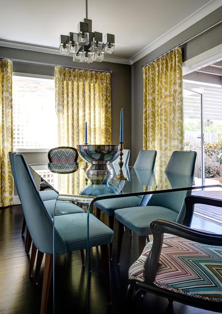 Hunters Hill House Contemporary Dining Room Sydney By Brett Mickan Interior Design