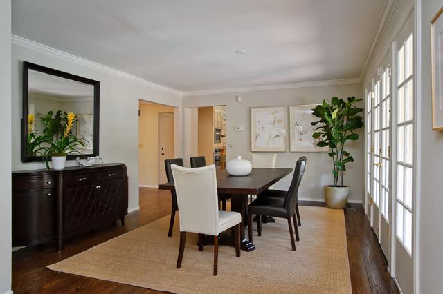 Hurlingham Avenue traditional-dining-room