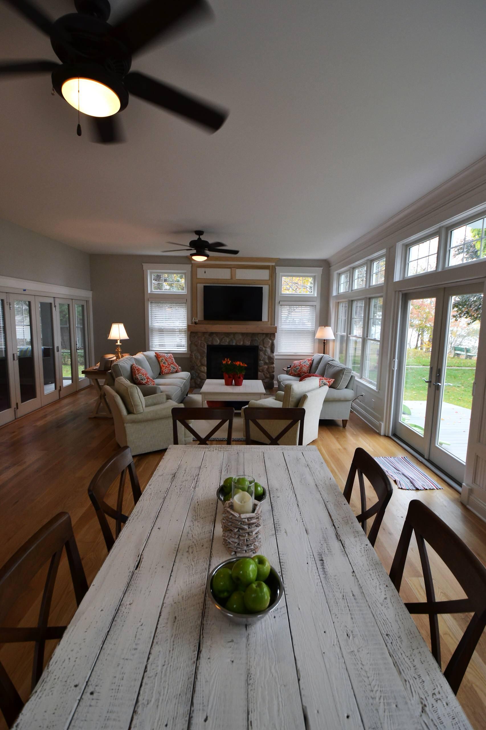 Huron Cottage-New Build