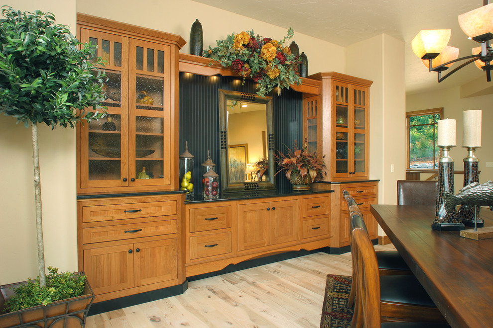 Hutches – China - Craftsman - Dining Room - Other - by