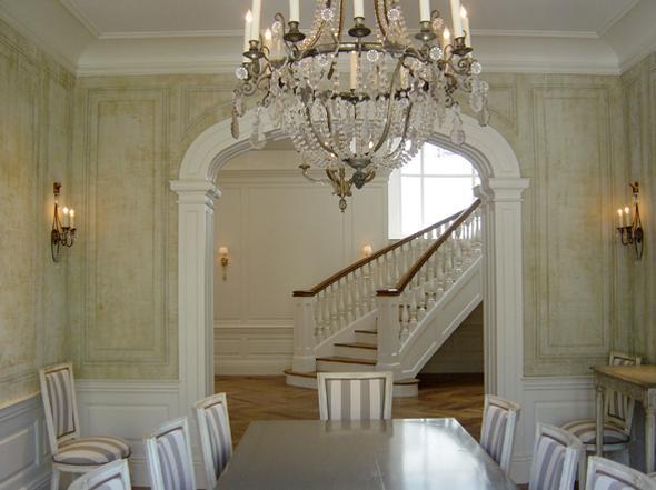 III DomA Architects, Inc. III traditional-dining-room