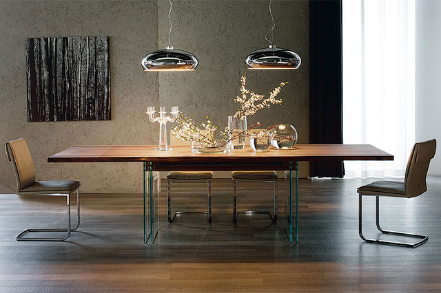 Ikon Dining Table by Cattelan Italia - Contemporary - Dining Room ...