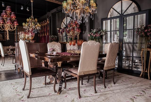 IMOB FAIR traditional-dining-room