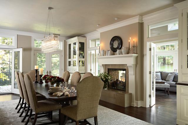 Casa Verde Design traditional-dining-room