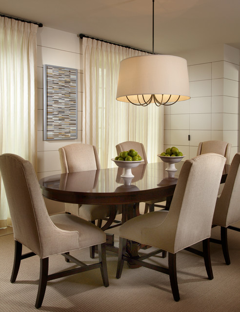 Indian river retreat traditional dining room miami for Dining room designs india