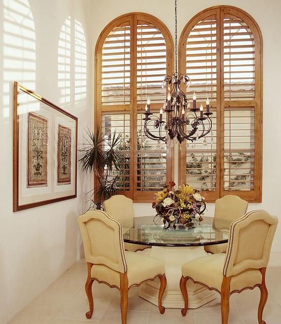 Mediterranean Dining Room: Indian Wells