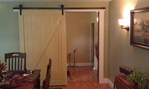 Dining Room Door Hardware. Industrial Barn Door Hardware ...