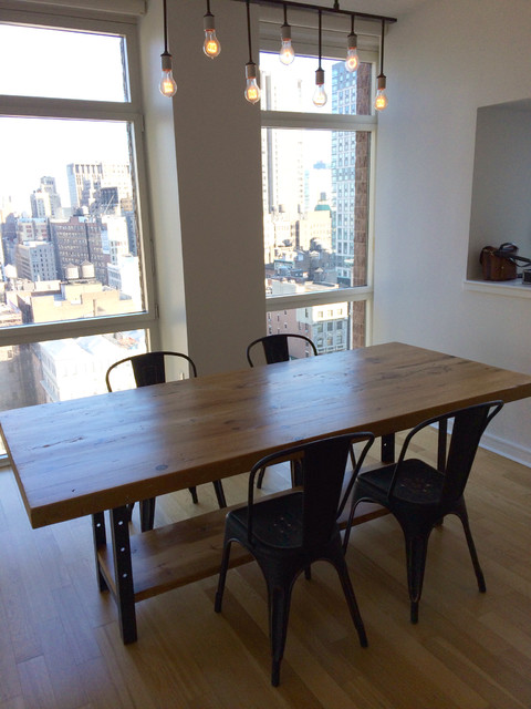 Modern Dining Table Made Of