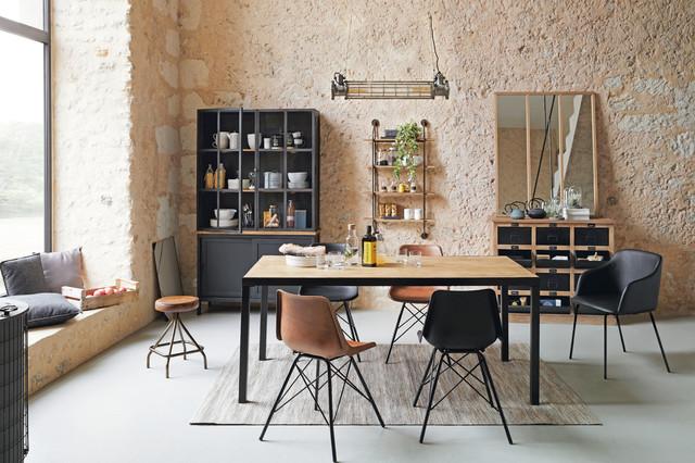 Industrial style | Maisons du Monde - Mediterran - Esszimmer ...