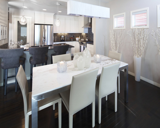 Insight Showhome in Copperfield modern-dining-room