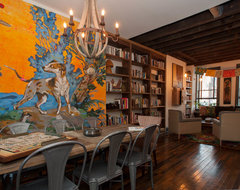 Inspiring Urban Fairy Tale eclectic-dining-room
