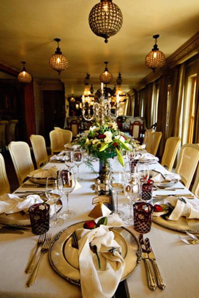 Interior Decor & Design traditional-dining-room