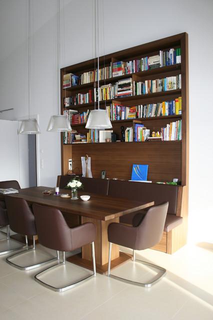 Interior design furniture contemporary dining room for Interior design room grid