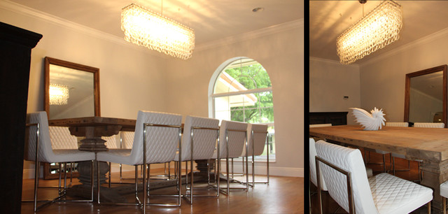 Interior Design Coral Gables eclectic-dining-room