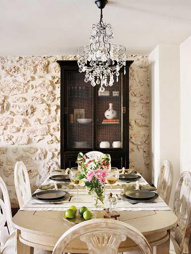 Interior design  in Europe traditional-dining-room
