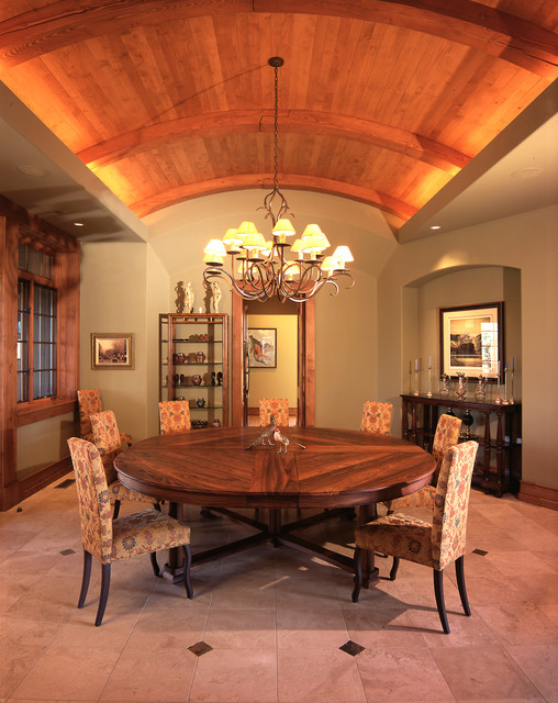 Interior design traditional dining room los angeles for Interior designers los angeles