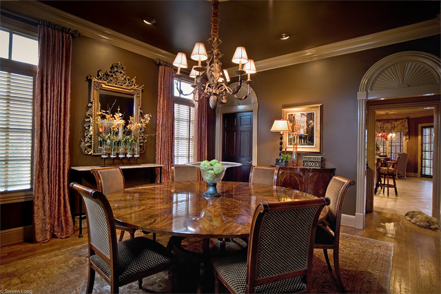Interior Design Photography 1 traditional-dining-room