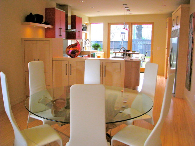 Interior Design Projects modern-dining-room