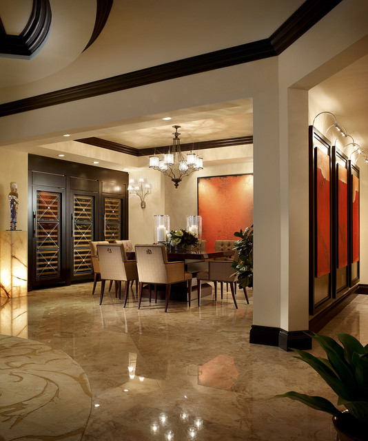 The Dining Room Miami: Residential Photography