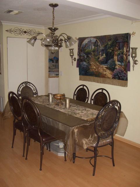 Interior Gaines dining-room
