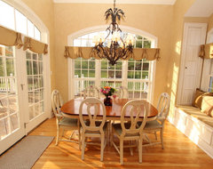 Interior Makeovers by Annie OCallaghan traditional-dining-room