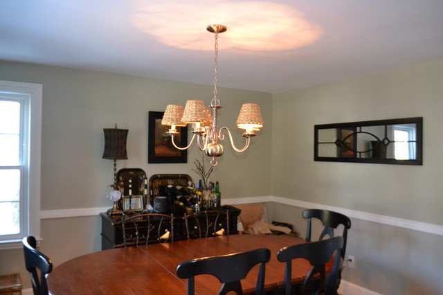 Interior Painting/Hingham/Color Consult traditional-dining-room