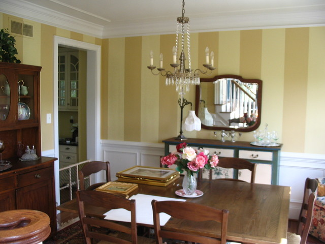 Interior Painting Traditional Dining Room Philadelphia By Tcm Finishes