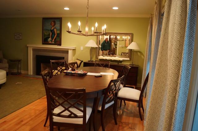 Interior Work dining-room