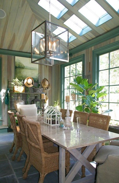 Interiors farmhouse-dining-room