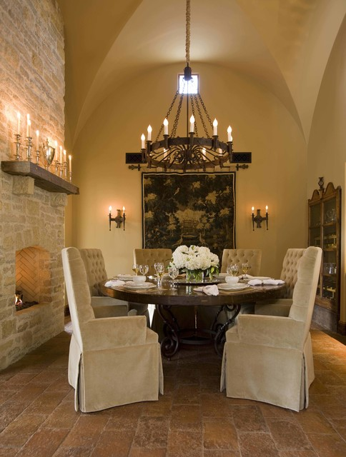 Intimate Dining Area southwestern-dining-room