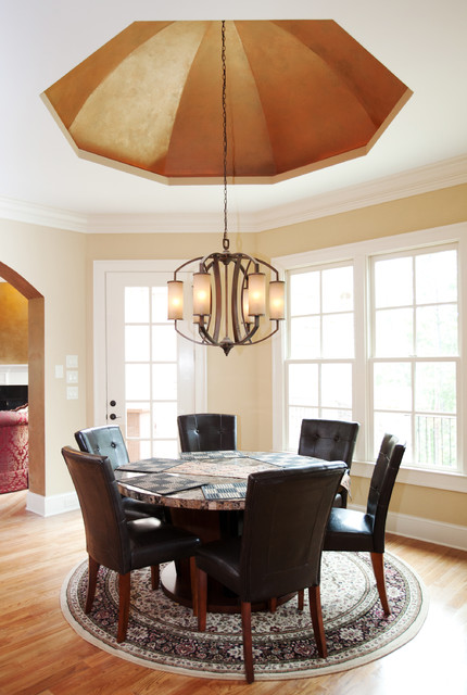 Rotunda Dining Table With Chairs Images Room