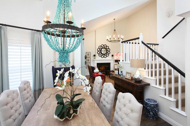 Irvine Dining Room traditional-dining-room