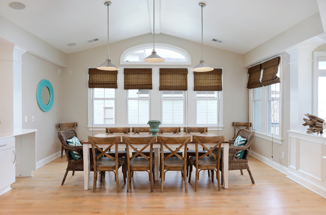Isle of Palms Rental traditional-dining-room