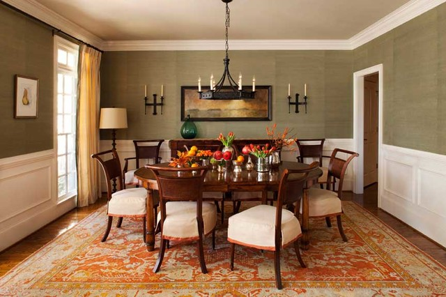 Ivy House Interior Design Eclectic Dining Room Other