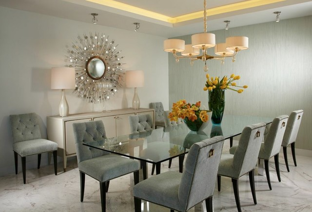 Modern Interior Design Dining Room j design group - interior designer miami - modern - contemporary